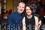 Thomas Moynihan and Margaret Fitzpatrick enjoying the night out in the Brogue Inn on Friday night.