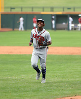 Ronald Acuna - Peoria Javelinas - 2017 Arizona Fall League (Bill Mitchell)