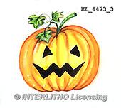 Interlitho, STILL LIFE STILLLEBEN, NATURALEZA MORTA, paintings+++++,KL4473/3,#i# stickers,halloween, pumpkin,