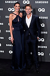 Model Laura Sanchez and David Ascanio attends the 2018 GQ Men of the Year awards at the Palace Hotel in Madrid, Spain. November 22, 2018. (ALTERPHOTOS/Borja B.Hojas)