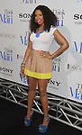 """HOLLYWOOD, CA - FEBRUARY 09: Jennifer Hudson arrives at the """"Think Like A Man"""" Los Angeles Premiere at the ArcLight Cinemas Cinerama Dome on February 9, 2012 in Hollywood, California."""