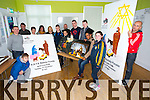 Listowel Youthreach KDYS Nativity Parade and Live Crib on Tuesday the 16th of December at 1pm. Pictured Danny Simpson, Thomas Dillon, Tim O'Connor, Ann Brosnan, Alexandra Kupiec, Bann O'Conor, Reece Barry, Donal Nagle, Nikita Dooley, David Enright, Alan Mahony, Tammy McCarthy, Sheila Costello, Johnny Joy