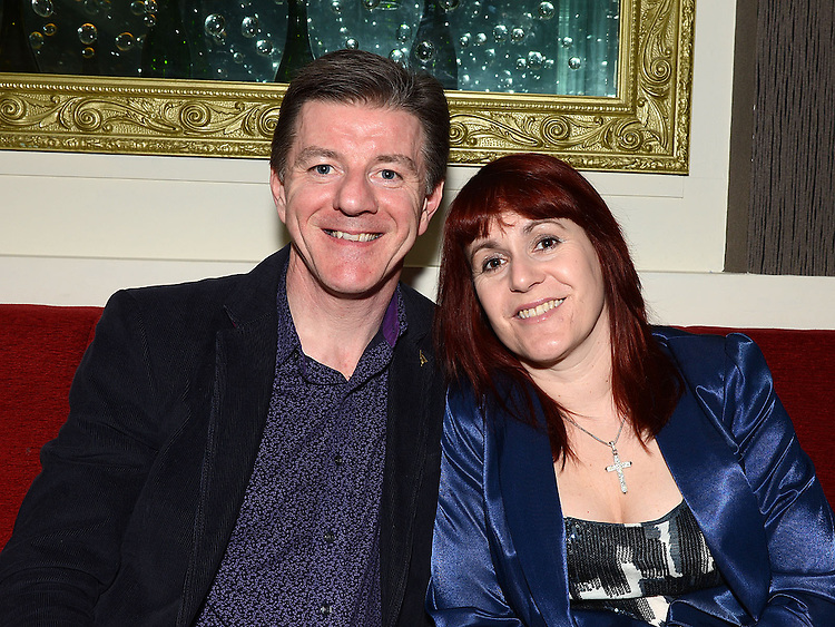 Martin and Fiona Dunne pictured at the official opening of the Fisherman's in Mell. Photo:Colin Bell/pressphotos.ie
