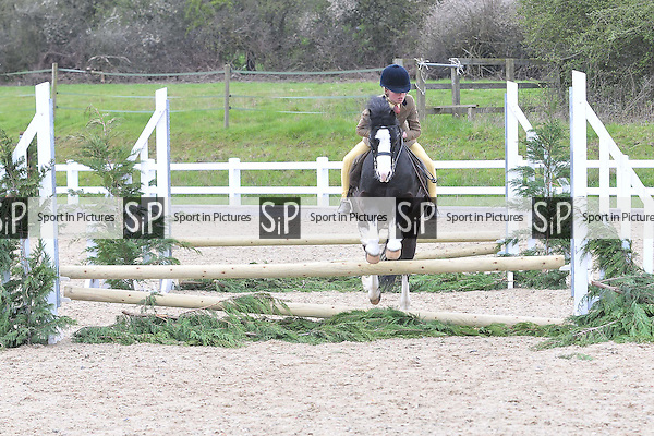 Class 9. BSPS Area 15 Essex april show. Brook Farm Training Centre. Essex. 16/04/2016. MANDATORY Credit Ellie Ingram/Sportinpictures - NO UNAUTHORISED USE - 07837 394578