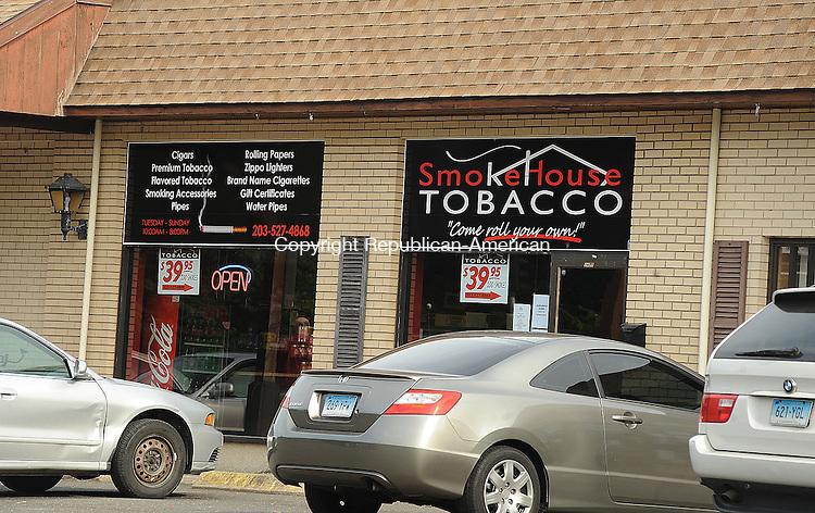 WATERBURY, CT-09 JUNE 2012--060912JS02-The Smoke House located at 1480 Meriden Road i in Waterbury. . Jim Shannon Republican-American