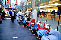 CBD and Apple Shop Sydney, 20.09.12