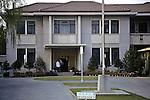 US Consulate in Peking