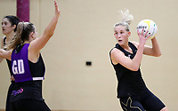09.10.2018 Silver Ferns Michaela Sokolich-Beatson during training in  Townsville. Mandatory Photo Credit ©Michael Bradley.