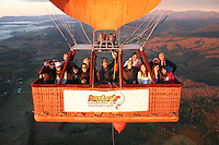 20120701 July 01 Hot Air Balloon Gold Coast