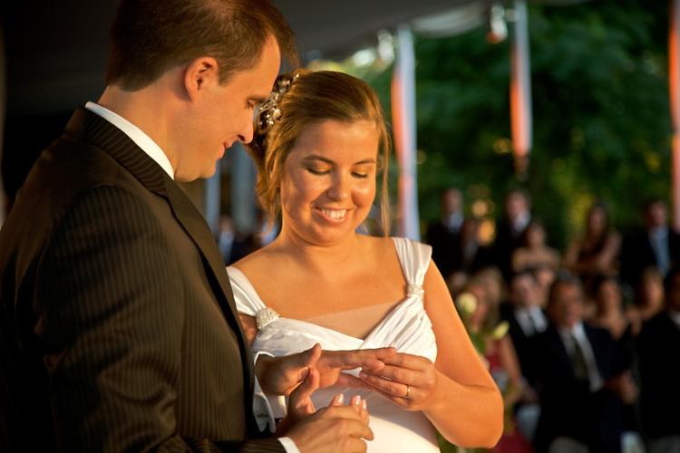 Casamiento de Felipe Gil e Isabel Rodriguez,