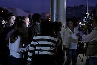Brasília, 19 de Julho de 2012 - Presidente da CUT, Vagner Freitas fala em coletiva para imprensa sobre os atos ocorridos no Ministério da Educação durante manifestação de servidores publicos federais e professores das universidades publicas federais em Brasília no ultimo dia 18, quarta. Foto: Pedro França/Brazil Photo Press