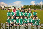 WINNERS: The John B. Keane Town League  at Frank Sheehy Park, Listowel on Friday.