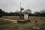 December 21, 2007. Charlotte, NC.. A funeral was held for Cpl. Joshua C. Blaney in Charlotte, NC. Cpl. Blaney died on December 12 from injuries sustained when an IED exploded near his vehicle in Afghanistan. He was 25.. The flag flies at half mast at Charlotte Memorial Gardens, where Cpl. Blaney will be buried.