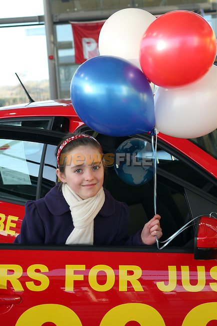 Beth Clynch at the Western Motors Open Day...Photo NEWSFILE/Jenny Matthews.(Photo credit should read Jenny Matthews/NEWSFILE)....This Picture has been sent you under the condtions enclosed by:.Newsfile Ltd..The Studio,.Millmount Abbey,.Drogheda,.Co Meath..Ireland..Tel: +353(0)41-9871240.Fax: +353(0)41-9871260.GSM: +353(0)86-2500958.email: pictures@newsfile.ie.www.newsfile.ie.FTP: 193.120.102.198.