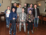 Colin Dunne celebrating his 21st birthday in the Thatch with all his friends. Photo:Colin Bell/pressphotos.ie