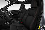 Front seat view of 2016 Toyota RAV4 SE 5 Door SUV Front Seat  car photos