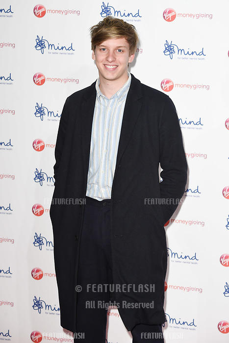 George Ezra at the Virgin Money Giving Mind Media Awards at the Odeon Leicester Square, London, UK. <br /> 13 November  2017<br /> Picture: Steve Vas/Featureflash/SilverHub 0208 004 5359 sales@silverhubmedia.com