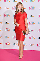Kate Garaway<br /> attends the 2016 Lorraine High Street Fashion Awards held at the Grand Connaught Rooms, Holborn, London.<br /> <br /> <br /> ©Ash Knotek  D3119  17/05/2016
