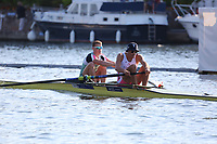 THE SILVER GOBLETS AND NICKALLS' CHALLENGE CUP<br /> C.J. Buchanan &amp; N.J. Elkington (471)<br /> R.M. Hurn &amp; S.H.H. Carnegie (478)<br /> <br /> Henley Royal Regatta 2018 - Thursday<br /> <br /> To purchase this photo, or to see pricing information for Prints and Downloads, click the blue 'Add to Cart' button at the top-right of the page.