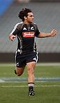 Piri Weepu. All Blacks training. 19 July 2007