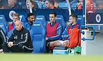 Lee Wallace back fit again