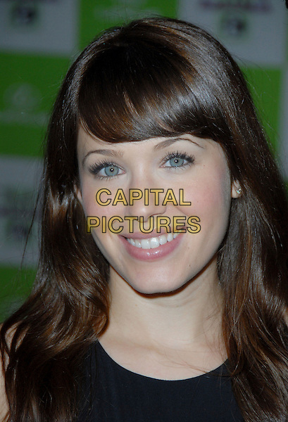 MARLA SOKOLOFF.16th Annual Environmental Media Association Awards Gala held at the Wilshire Ebell Theatre,Los Angeles, California, USA..November 8th, 2006.Ref: ADM/CH.headshot portrait .www.capitalpictures.com.sales@capitalpictures.com.©AdMedia/Capital Pictures. *** Local Caption *** ..