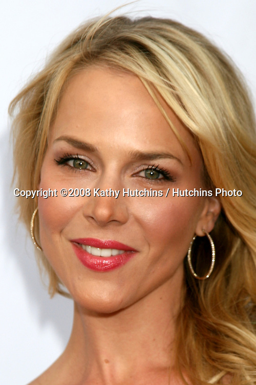 Julie Benz  arriving at the CBS TCA Summer 08 Party at Boulevard 3 in Los Angeles, CA on.July 18, 2008.©2008 Kathy Hutchins / Hutchins Photo .