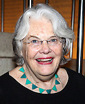 Lois Smith attending the Opening Night for the Playwrights Horizons World Premiere Production of 'The Great God Pan' at Playwrights Horizons Theatre in New York City on December 18, 2012