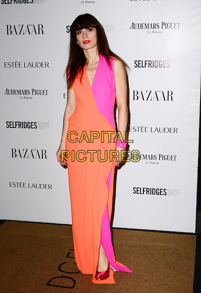 LONDON, ENGLAND - NOVEMBER 05: Lara Bohinc attends the Harper's Bazaar Women of the Year Awards 2013, Claridge's Hotel on November 05, 2013 in London, England, UK.<br /> CAP/BF<br /> &copy;Bob Fidgeon/Capital Pictures
