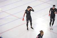 SCHAATSEN: HEERENVEEN: IJsstadion Thialf, 06-12-2016, ISU World Cup-training, Denny Morrison (CAN),  ©foto Martin de Jong