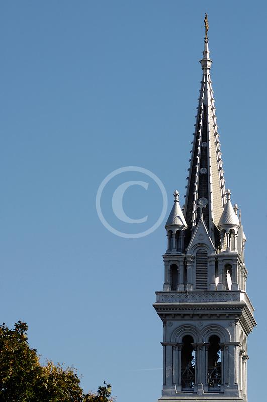 Canada, Montreal, Église Sainte Brigide