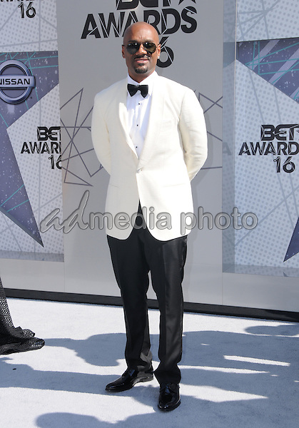 26 June 2016 - Los Angeles. Tigger. Arrivals for the 2016 BET Awards held at the Microsoft Theater. Photo Credit: Birdie Thompson/AdMedia