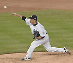Hiroki Kuroda (Yankees),<br /> SEPTEMBER 25, 2014 - MLB :<br /> Hiroki Kuroda of the New York Yankees pitches in the eighth inning during the Major League Baseball game against the Baltimore Orioles at Yankee Stadium in the Bronx, New York, United States. (Photo by AFLO)