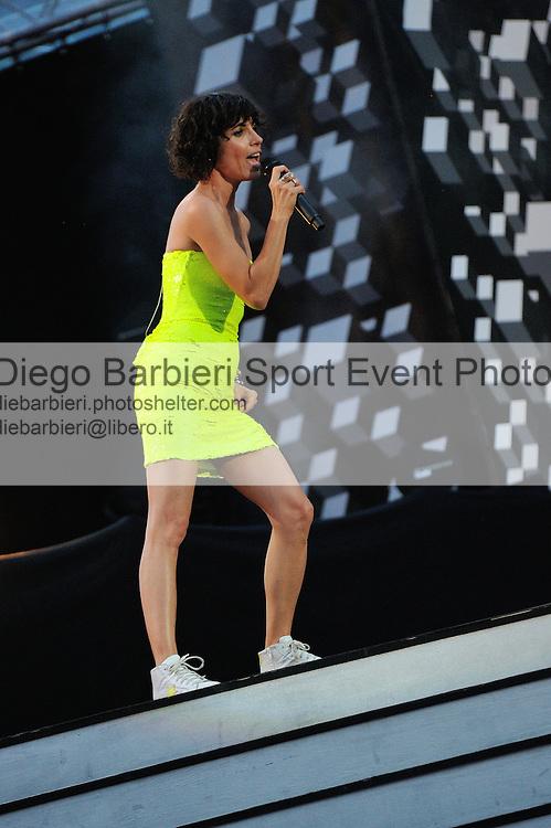 30/06/2012 - Giorgia - MTV Days