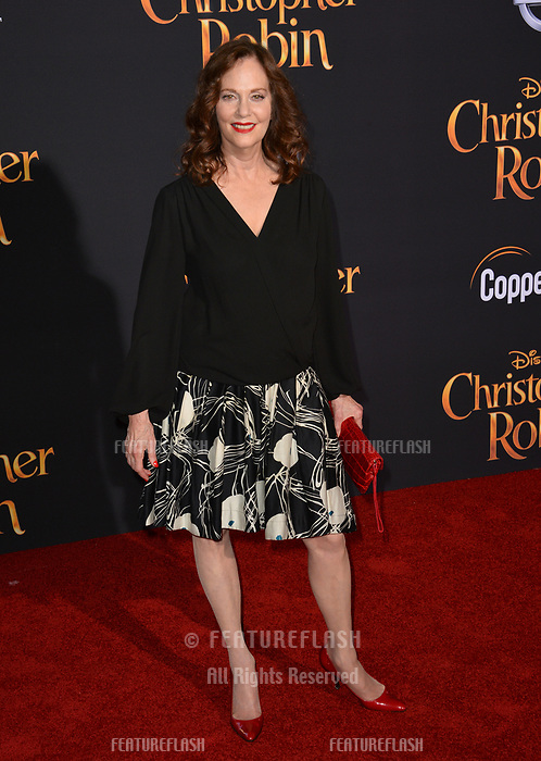 Lesley Ann Warren at the world premiere of Disney's &quot;Christopher Robin&quot; at Walt Disney Studios, Burbank, USA 30 July 2018<br /> Picture: Paul Smith/Featureflash/SilverHub 0208 004 5359 sales@silverhubmedia.com