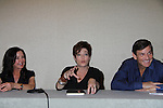 General Hospital Jackie Zeman & Carolyn Hennesy & Guiding Light Sean McDermott at Romantic Times Booklovers Annual Convention 2011 - The Book Industry Event of the Year - April 8, 2011 at the Westin Bonaventure, Los Angeles, California for readers, authors, booksellers, publishers, editors, agents and tomorrow's novelists - the aspiring writers. (Photo by Sue Coflin/Max Photos)