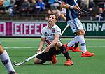 AMSTELVEEN  -  Rik van Kan (Adam)   Hoofdklasse hockey dames ,competitie, heren, Amsterdam-Pinoke (3-2)  .   COPYRIGHT KOEN SUYK