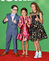 Owen Vaccaro, Scarlett Estevez &amp; Didi Costine at the premiere for &quot;Daddy's Home 2&quot; at the Regency Village Theatre, Westwood. Los Angeles, USA 05 November  2017<br /> Picture: Paul Smith/Featureflash/SilverHub 0208 004 5359 sales@silverhubmedia.com