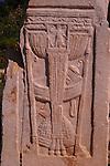 Pharmacist's symbol, Ephesus, Turkey
