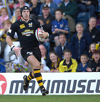 Wycombe, Great Britain, Wasps James HASKELL, during the EDF Energy, Anglo Welsh, rugby Cup match, London Wasps vs London Irish,  at Adams Park, England, 08/10/2006. [Photo, Peter Spurrier/Intersport-images]....