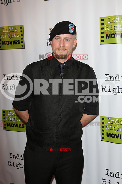 LOS ANGELES, CA - April 18, 2014:  Neils Roley attends the Fray Movie Premiere, California. April 18, 2014. Credit:RD/Starlitepics /NortePhoto