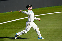 Tom Latham of the Black Caps during Day 2 of the Second International Cricket Test match, New Zealand V England, Hagley Oval, Christchurch, New Zealand, 31th March 2018.Copyright photo: John Davidson / www.photosport.nz