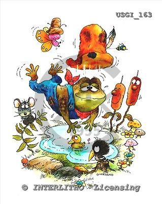GIORDANO, CHILDREN BOOKS, BIRTHDAY, GEBURTSTAG, CUMPLEAÑOS, humor, paintings+++++,USGI163,#BI#,#H# ,everyday ,everyday