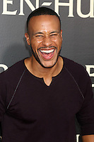 "HOLLYWOOD, CA - AUGUST 16: DeVon Franklin at the LA Premiere of the Paramount Pictures and Metro-Goldwyn-Mayer Pictures title ""Ben-Hur"", at the TCL Chinese Theatre IMAX on August 16, 2016 in Hollywood, California. Credit: David Edwards/MediaPunch"