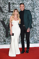 Olivia Buckland and Alex Bowden<br /> at the European premiere of &quot;Collateral Beauty&quot; at the Vue Leicester Square , London.<br /> <br /> <br /> &copy;Ash Knotek  D3213  15/12/2016
