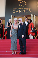 Kristen Stewart, Thierry Fremaux at the 120 Beats Per Minute (120 Battements Par Minute)  premiere for at the 70th Festival de Cannes.<br /> May 20, 2017  Cannes, France<br /> Picture: Kristina Afanasyeva / Featureflash