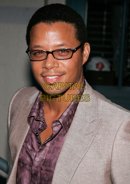TERRENCE HOWARD.at Entertainment Weekly's Must List Party at Buddha Bar, New York, NY, USA,.22 June 2006..portrait headshot glasses.Ref: ADM/JL.www.capitalpictures.com.sales@capitalpictures.com.©Jackson Lee/AdMedia/Capital Pictures.
