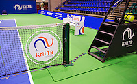December 18, 2014, Rotterdam, Topsport Centrum, Lotto NK Tennis, KNLTB bench<br /> Photo: Tennisimages/Henk Koster
