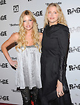 Sophie Monk and Estella Warren attends the official launch party for the most anticipated video game of the year RAGE in ChinaTown in Los Angeles, California on September 30,2011                                                                               © 2011 Hollywood Press Agency