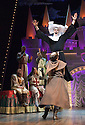 Monty Python's Spamalot a musical based on the film Monty Python and the Holy Grail. Book and Lyrics by Eric Idle.  Opens at the Palace  Theatre on 16/10/06 CREDIT Geraint Lewis